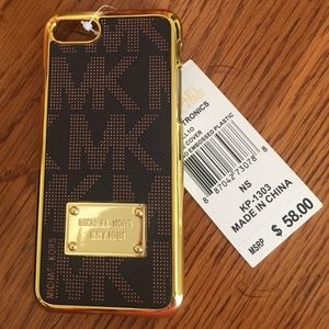 Michael Kors iPhone 6 case - NWT